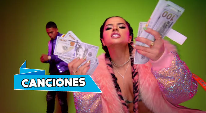 Dollar - Becky G, Myke Towers (VIDEO)