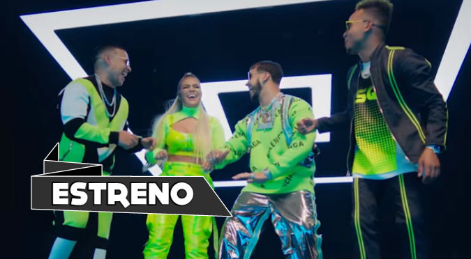 Daddy Yankee, Karol G, Ozuna y J Balvin intentan hacer paso de Anuel (VIDEO)