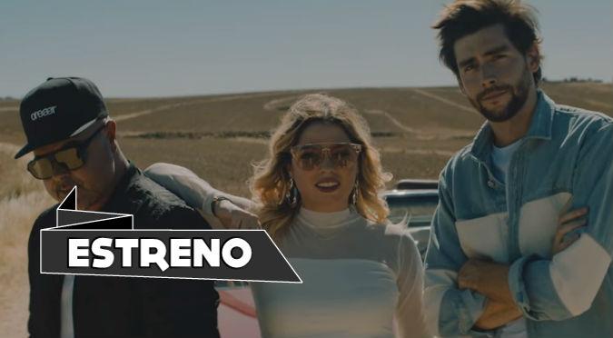 Juan Magán, Álvaro Soler y Marielle Hazlo estrenan 'Sobrenatural' (VIDEO)