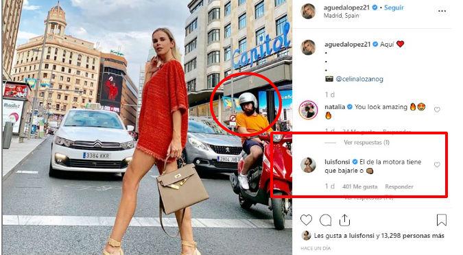 Luis Fonsi enfurece al ver a otro hombre mirando a su esposa