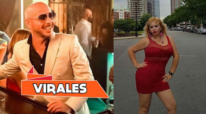 ¿Por qué todos hablan de Pitbull y Susy Díaz? (VIDEO)