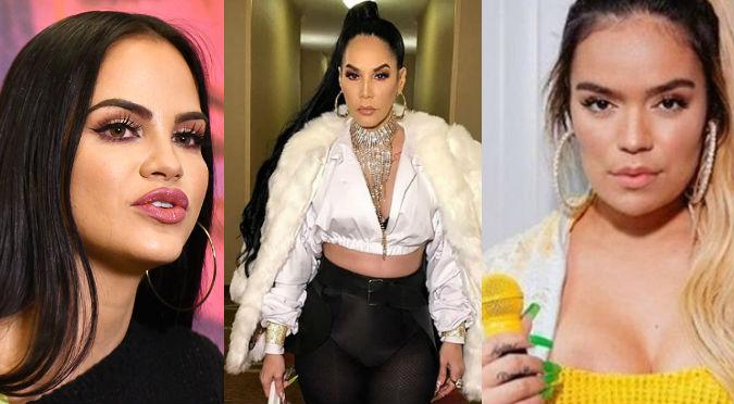Ivy Queen demuestra que sigue siendo la reina del reggaetón (VIDEO)