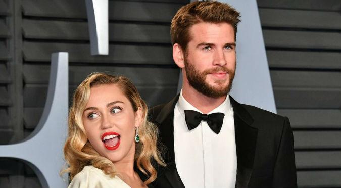 Miley Cyrus inició hilo de Twitter que explica el fin se su matrimonio con Liam Hemsworth (VIDEO)