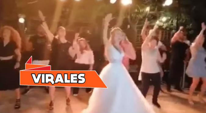 Novia turca bailó al ritmo de Daddy Yankee y cantante reacciona así (VIDEO)