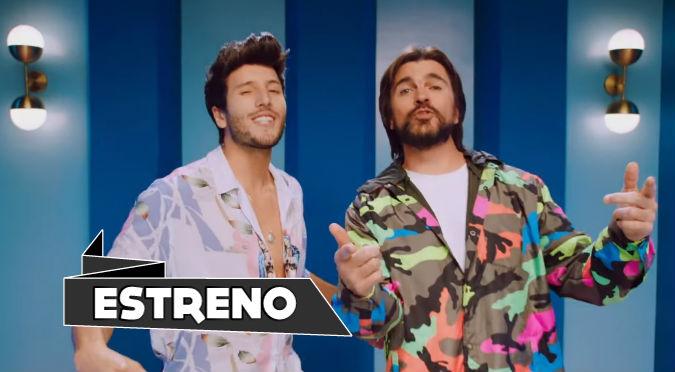 Juanes y Sebastián Yatra elogian a las mujeres con 'Bonita' (VIDEO)