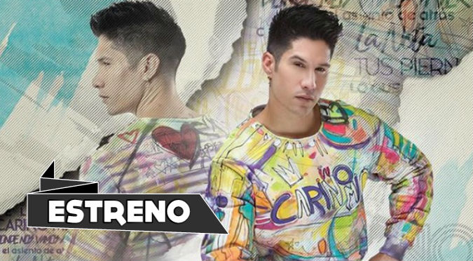 Chyno Miranda estrena su 谩lbum debut 'Cari帽o m铆o' (VIDEO)