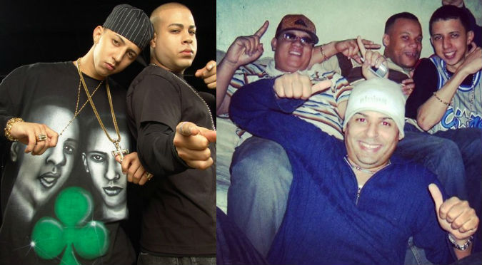 Tr茅bol Clan recuerda momentos 'Old School' junto a H茅ctor el Father (VIDEO)