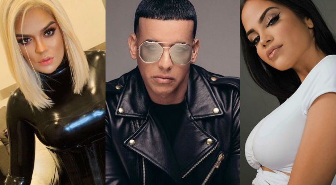 Karol G, Natti Natasha, Daddy Yankee y más unen fuerzas contra los Latin Grammy (VIDEO)