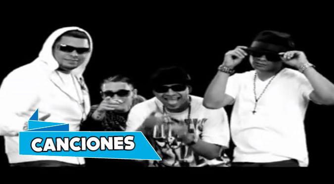 Ella se contradice - Baby Rasta y Gringo Feat Plan B (VIDEO)