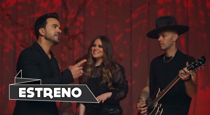 Jesse & Joy estrenan 'Tanto' junto a Luis Fonsi (VIDEO)