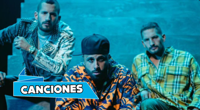 Bota Fuego - Mau y Ricky, Nicky Jam (VIDEO)