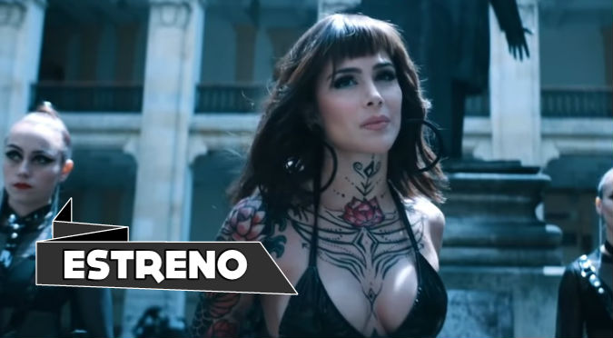 Greeicy se puso bien sexy en videoclip de 'Aguardiente' (VIDEO)
