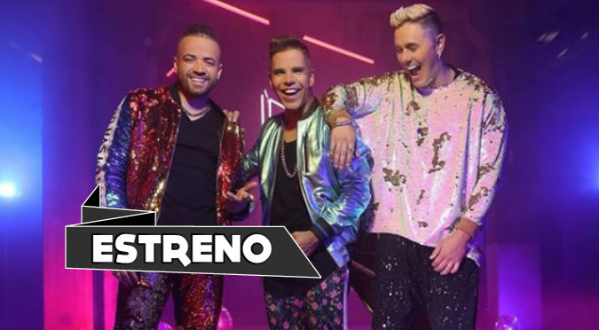 Emir Pabón, Nacho y Joey Montana estrenan 'Swing' (VIDEO)