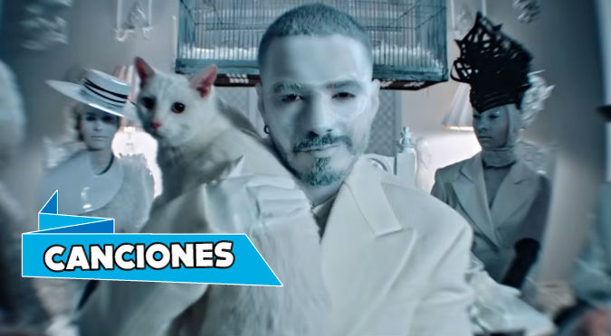 Blanco - J Balvin (VIDEO)