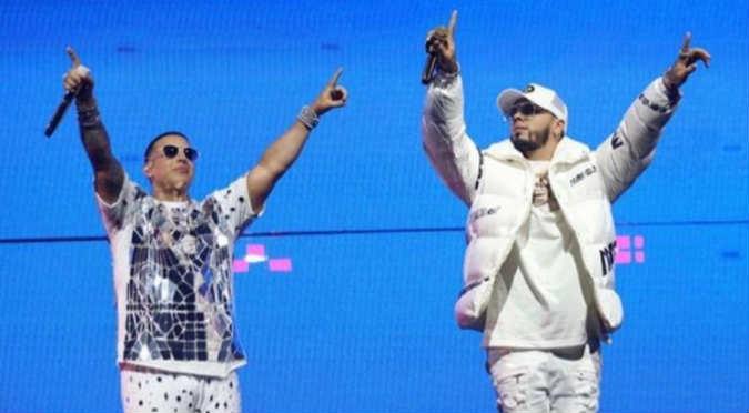 Daddy Yankee dedica emotivas palabras a Anuel AA (VIDEO)