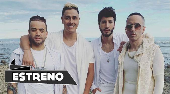Nacho lanza su nueva canción llamada 'Ya no más'