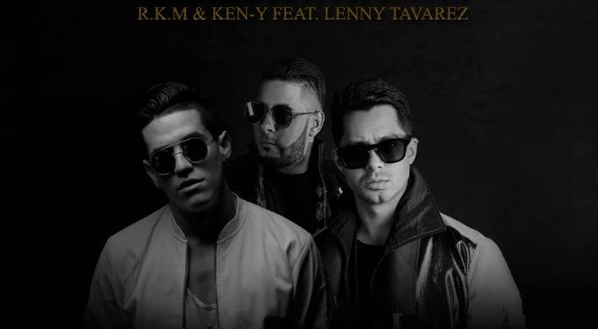 Rkm y Ken Y remecen redes al anunciar canción con Lenny Távarez (VIDEO)