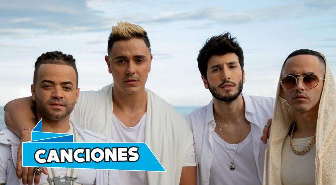 Ya No Más (Nacho, Joey Montana, Yandel y Sebastián Yatra)