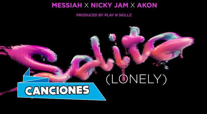 Messiah - Solito (Lonely) ft. Nicky Jam & Akon