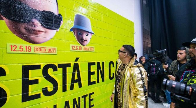 Daddy Yankee realizó 12 conciertos en Puerto Rico y fueron un éxito rotundo (FOTOS)
