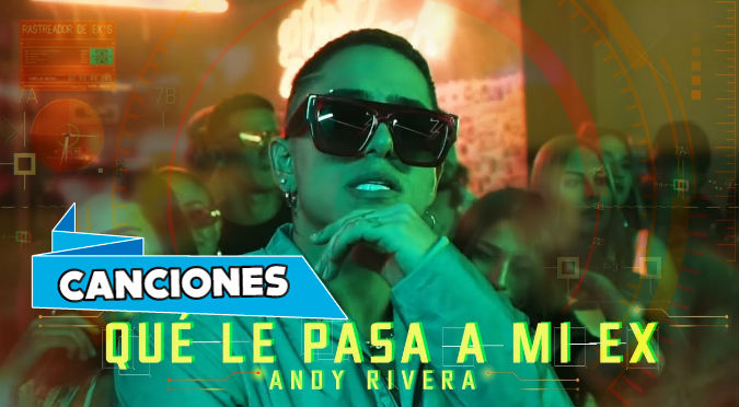 Andy Rivera - Qué Le Pasa a Mi Ex (VIDEO)
