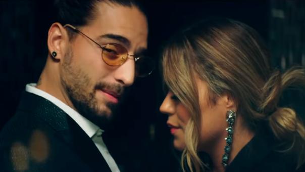 Se filtran imágenes comprometedoras de Karol G y Maluma (VIDEO)