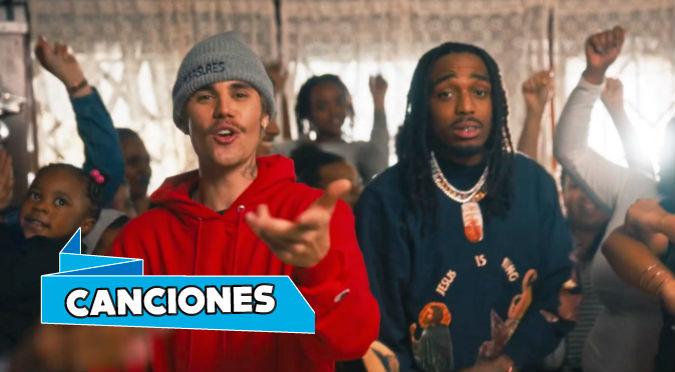 Justin Bieber - Intentions ft. Quavo (VIDEO)