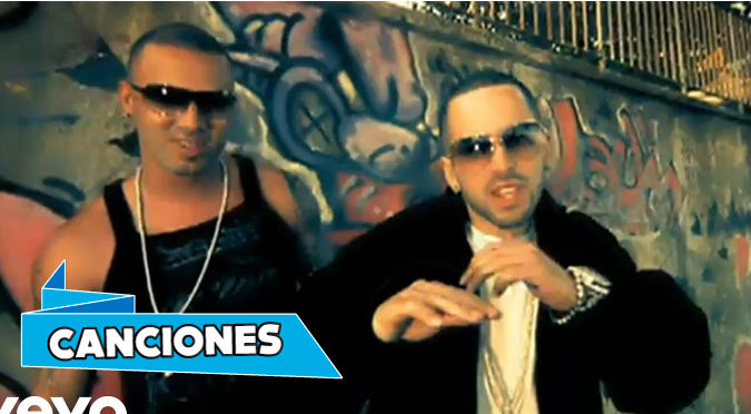 Wisin & Yandel - Pam Pam (VIDEO)
