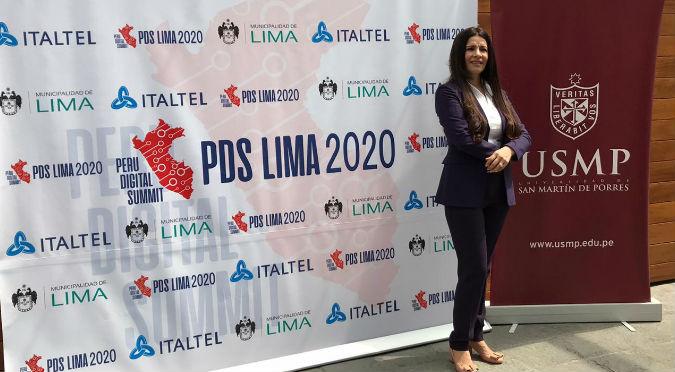 USMP presentó el proyecto de la nube educativa que beneficiará a miles de estudiantes peruanos (FOTOS)