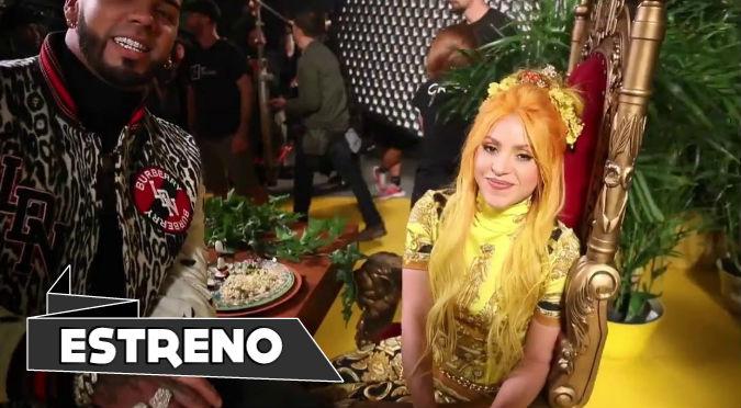 """No te pierdas el nuevo videoclip de """"Me gusta"""" de Anuel y Shakira (VIDEO)"""