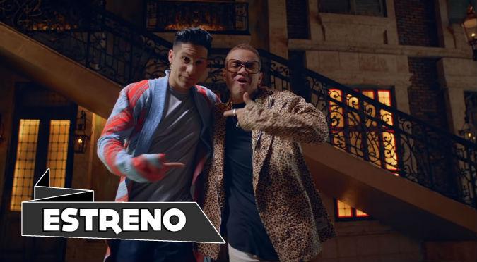 Escucha 'Raro', la nueva canción de Chino & Nacho (VIDEO)