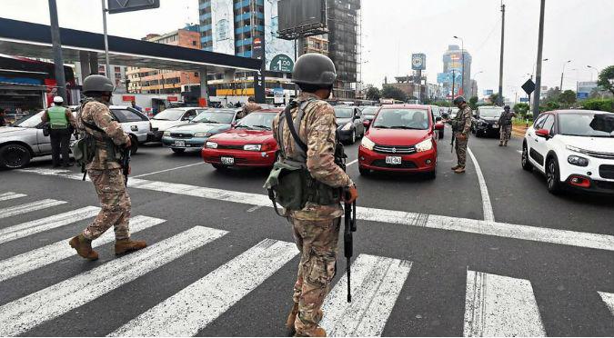 El presidente Vizcarra decretó la restricción de tránsito de vehículos particulares (VIDEO)