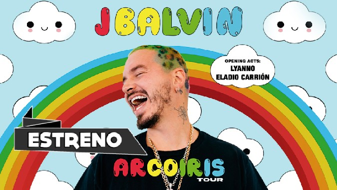 J. Balvin, Mr Eazi - Arcoíris (VIDEO)