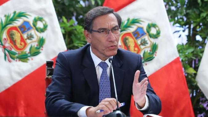 Coronavirus en Perú: el presidente Vizcarra amplió la cuarentena hasta el 12 de abril (VIDEO)