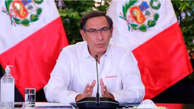 Coronavirus en Perú: Martín Vizcarra amplió la inmovilización obligatoria de 6pm a 5 am