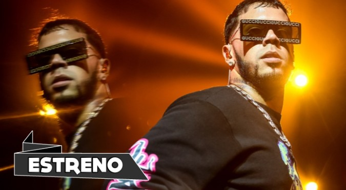 Anuel AA - 3 de abril (VIDEO)