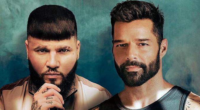 Ricky Martin lanzó el remix de 'Tiburones' junto a Farruko   VIDEO