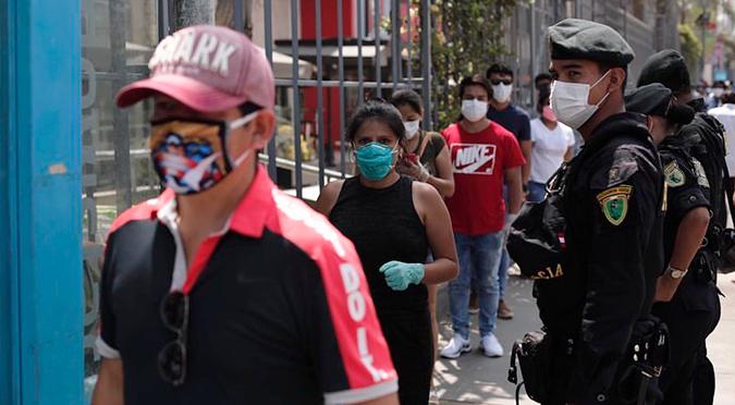 Coronavirus en Perú: todo lo que debes saber acerca de las infracciones y multas por incumplir el aislamiento social
