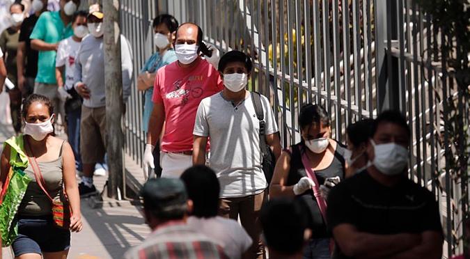 Coronavirus en Perú: cifra de infectados de COVID-19 aumenta a 10.303