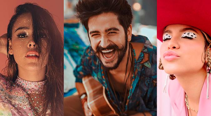 Danna Paola, Camilo y Sofía Reyes participarán en el concierto #SeparadosPeroJuntos