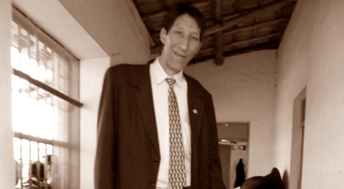 Falleció Margarito Machacuay, el hombre más alto del Perú