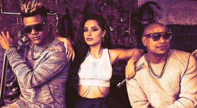 """Becky G anunció su nueva colaboración al lado de Gente de Zona para lanzar """"Muchacha"""""""