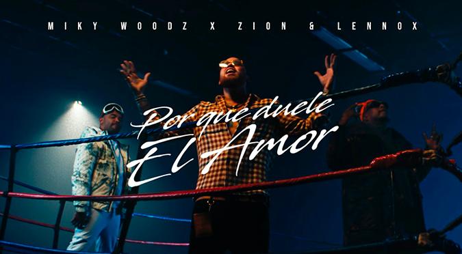 Miky Woodz lanzó nuevo disco con Zion & Lennox de invitados