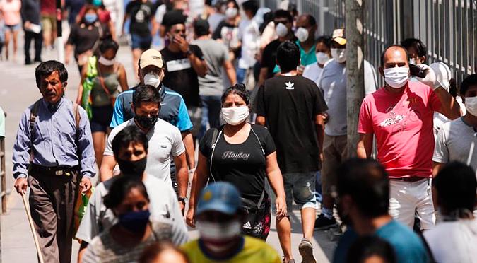 Coronavirus en Perú: cifra de infectados por COVID-19 aumenta a 19 250