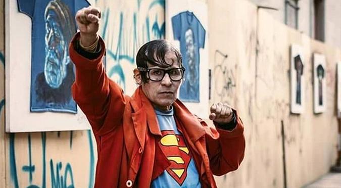 """Falleció Esteban Chávez Martínez, el """"Superman peruano"""""""