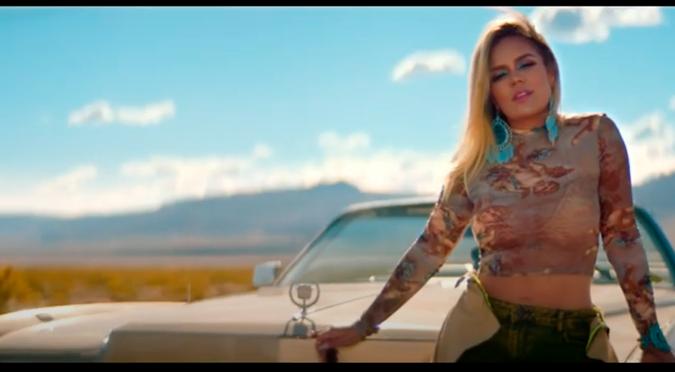 "Karol G estrena ""La vida continuó"" | VIDEO"