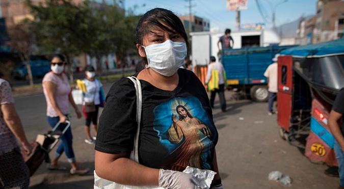Coronavirus en Perú: cifra de infectados por COVID-19 aumenta a 45 928