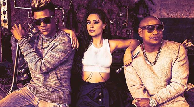 """Becky G y Gente de Zona compartieron el detrás de cámaras de """"Muchacha""""   VIDEO"""