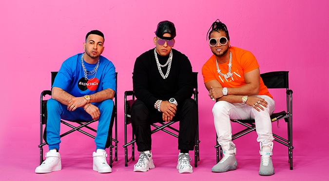 "Justin Quiles lanza ""PAM"" ft. Daddy Yankee y El Alfa 