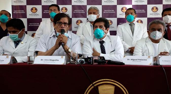 """Colegio Médico: """"el 10 de mayo la cuarentena se va a levantar sí o sí, no podemos esperar más"""""""